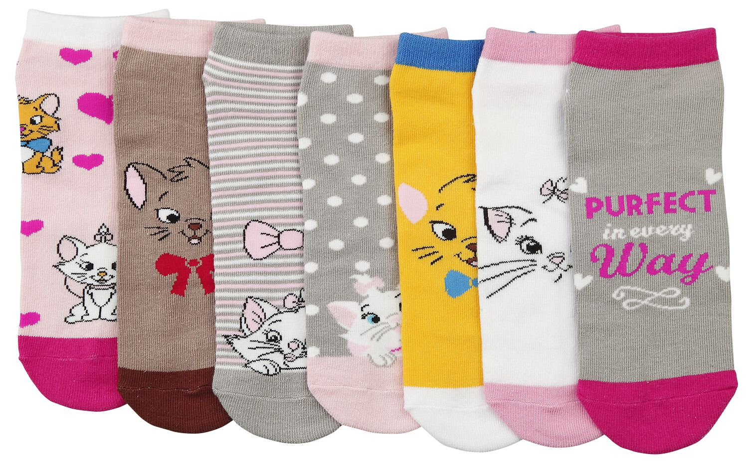 Socken - Aristocats Marie And Friends Socken multicolour  - Onlineshop EMP