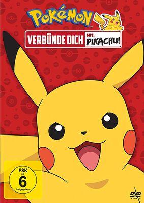 Verbünde dich mit Pikachu!