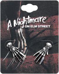 Nightmare on Elmstreet Freddys Klauen
