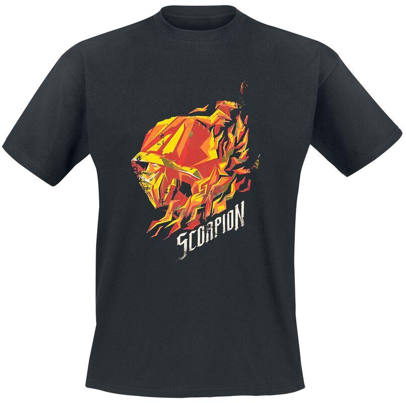 Scorpion Flame