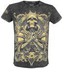 Skull King Lava Shirt