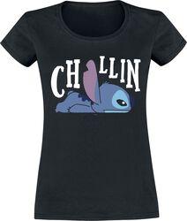 Stitch Chillin