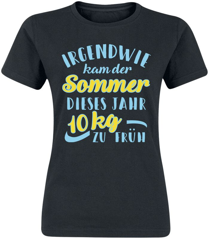 Irgendwie kam der Sommer ...