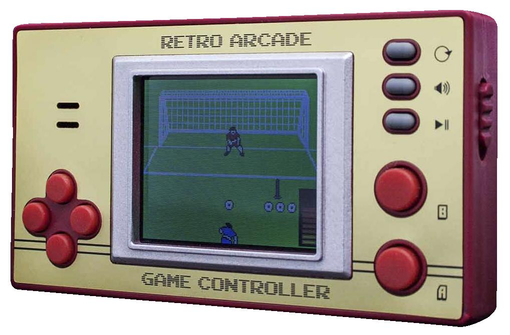 Image of Retro Arcade Games Arcade Games - Spielekonsole inkl. 153x 8-Bit Spielen Spielzeug Standard