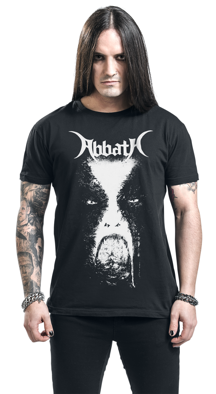 Image of Abbath Abbath T-Shirt schwarz