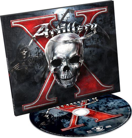Image of Artillery X CD Standard