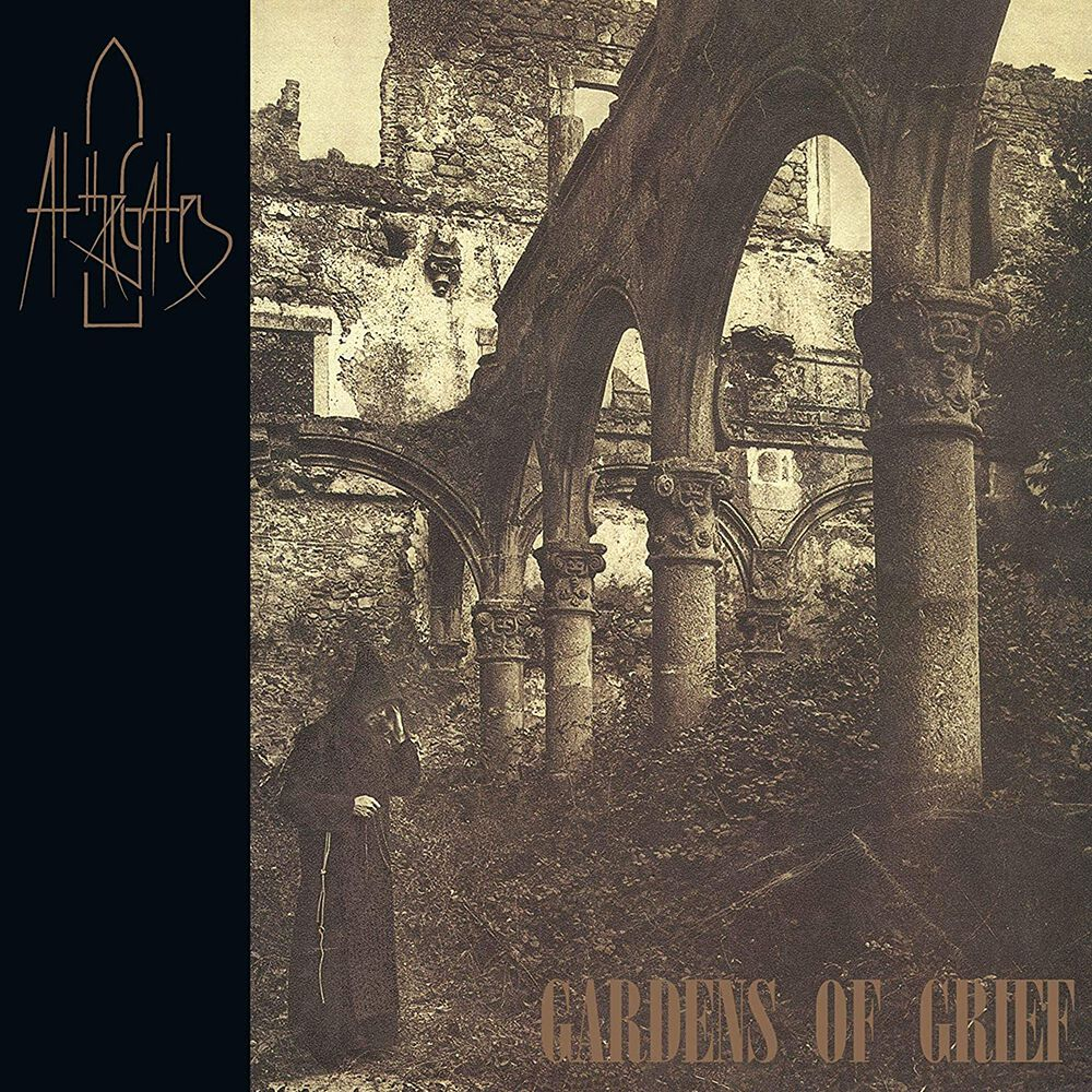 Image of At The Gates Gardens of grief CD Standard
