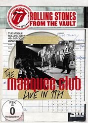 From the vault: The Marquee - Live in 1971
