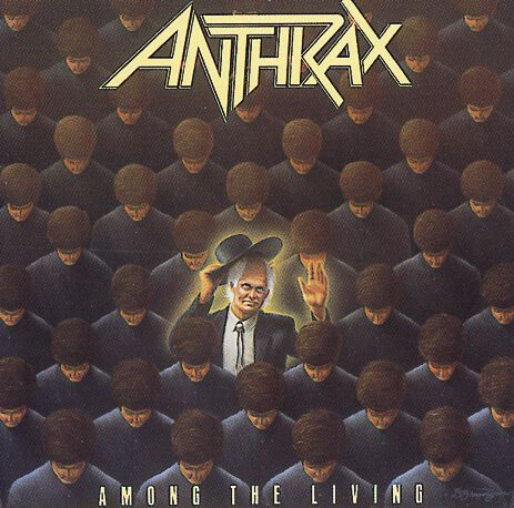 Image of Anthrax Among the living CD Standard