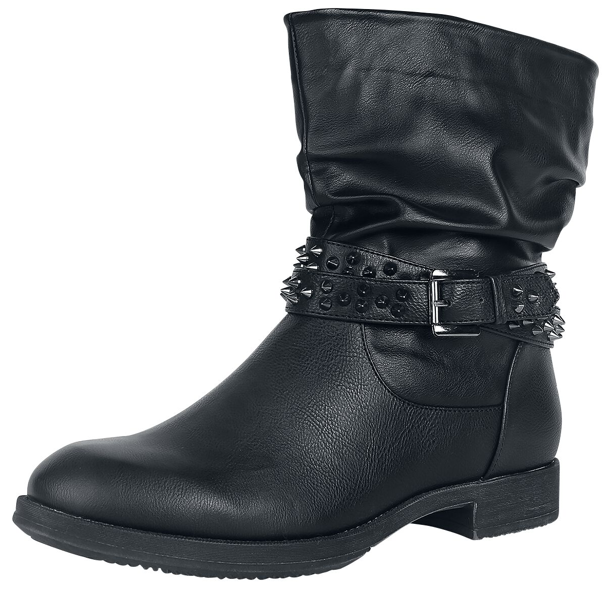 Stiefel für Frauen - Black Premium by EMP Walking On Down The Road Stiefel schwarz  - Onlineshop EMP