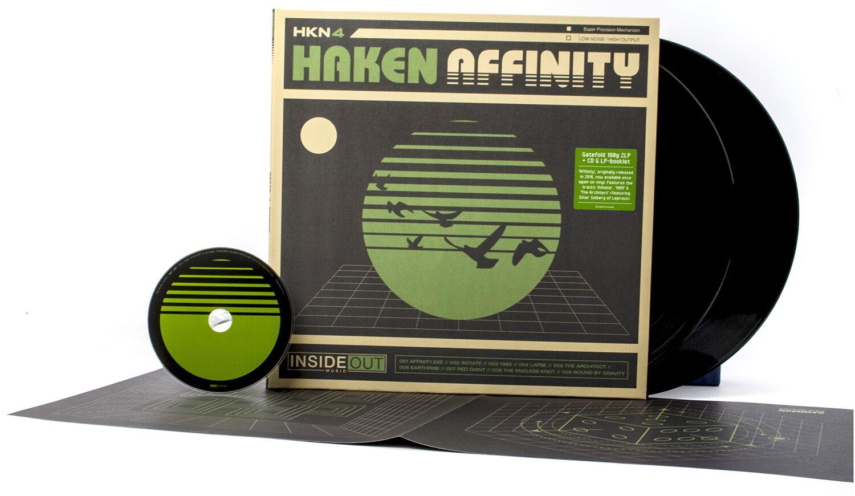 Image of Haken Affinity 2-LP & CD Standard