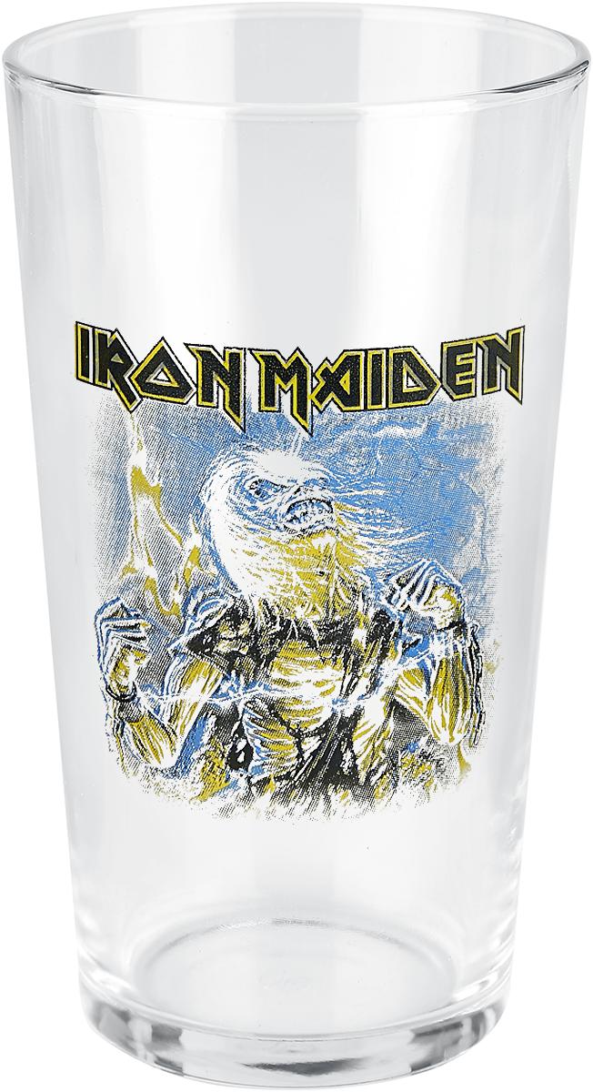 Iron Maiden - Live after death - Pint-Glas - klar