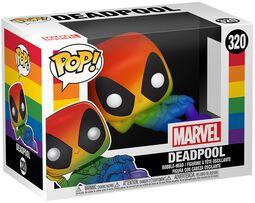 Pride 2020 - Deadpool (Rainbow) Vinyl Figur 320
