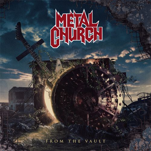 Metal Church From the vault CD multicolor 0840588132560