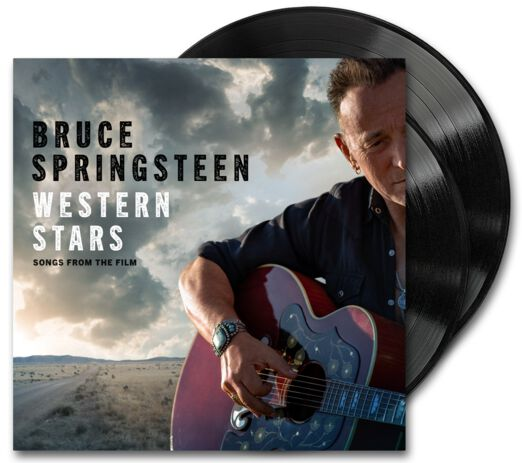 Bruce Springsteen Western stars - Songs from the film  LP  Standard