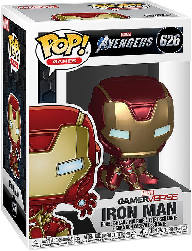 Iron Man Vinyl Figur 626