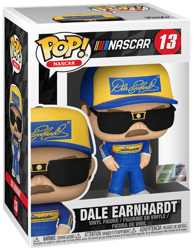 Dale Earnhardt Sr.Vinyl Figur 13