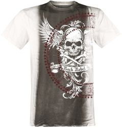 Wings Skulls Shirt