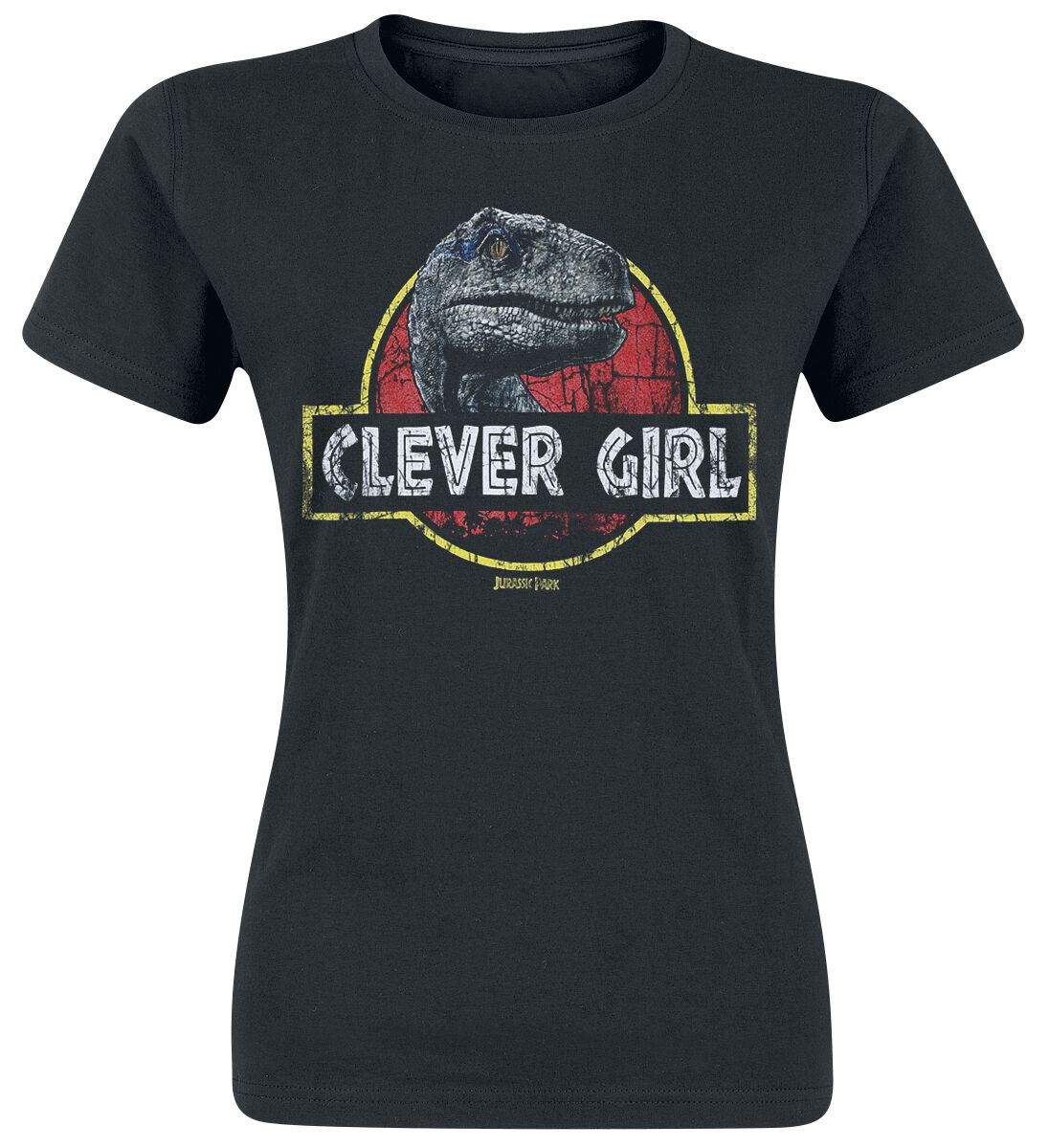 Jurassic Park Clever Girl powered by EMP