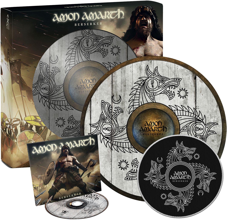 Image of Amon Amarth Berserker CD Standard