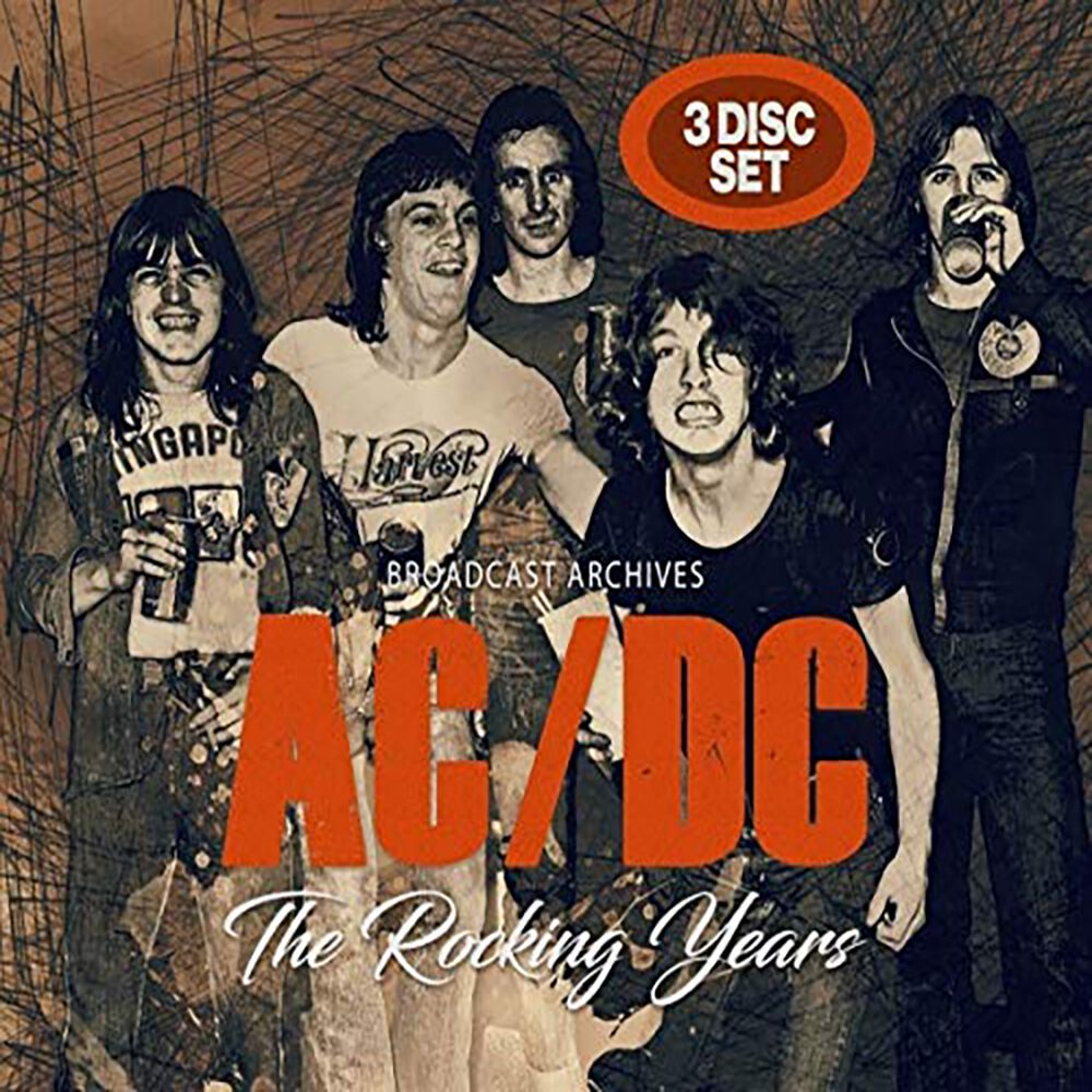 Image of AC/DC The rocking years 3-CD Standard