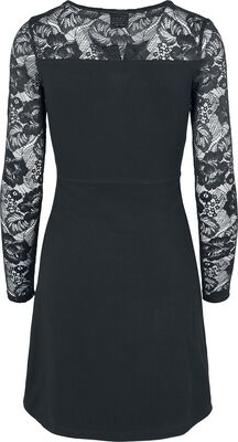 Ladies Lace Block Dress