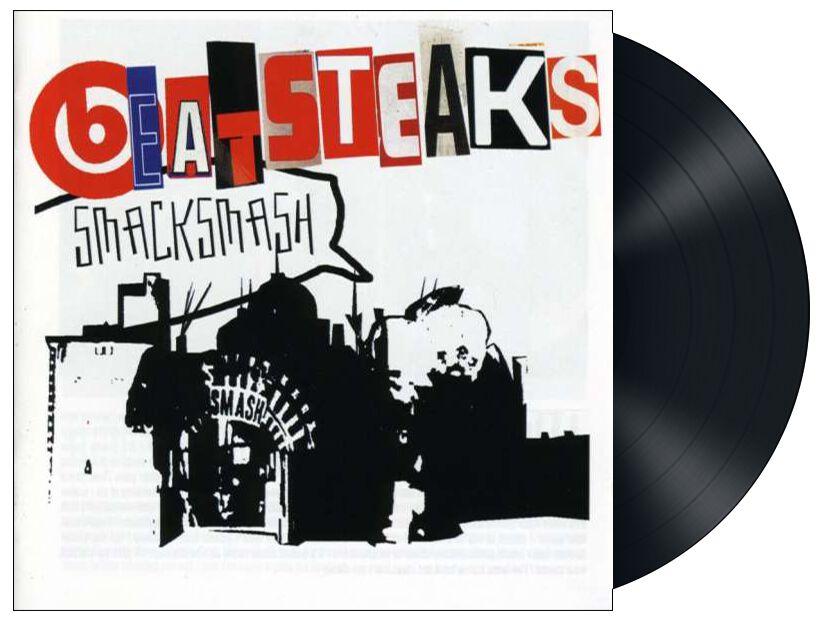 Image of Beatsteaks Smack smash LP Standard