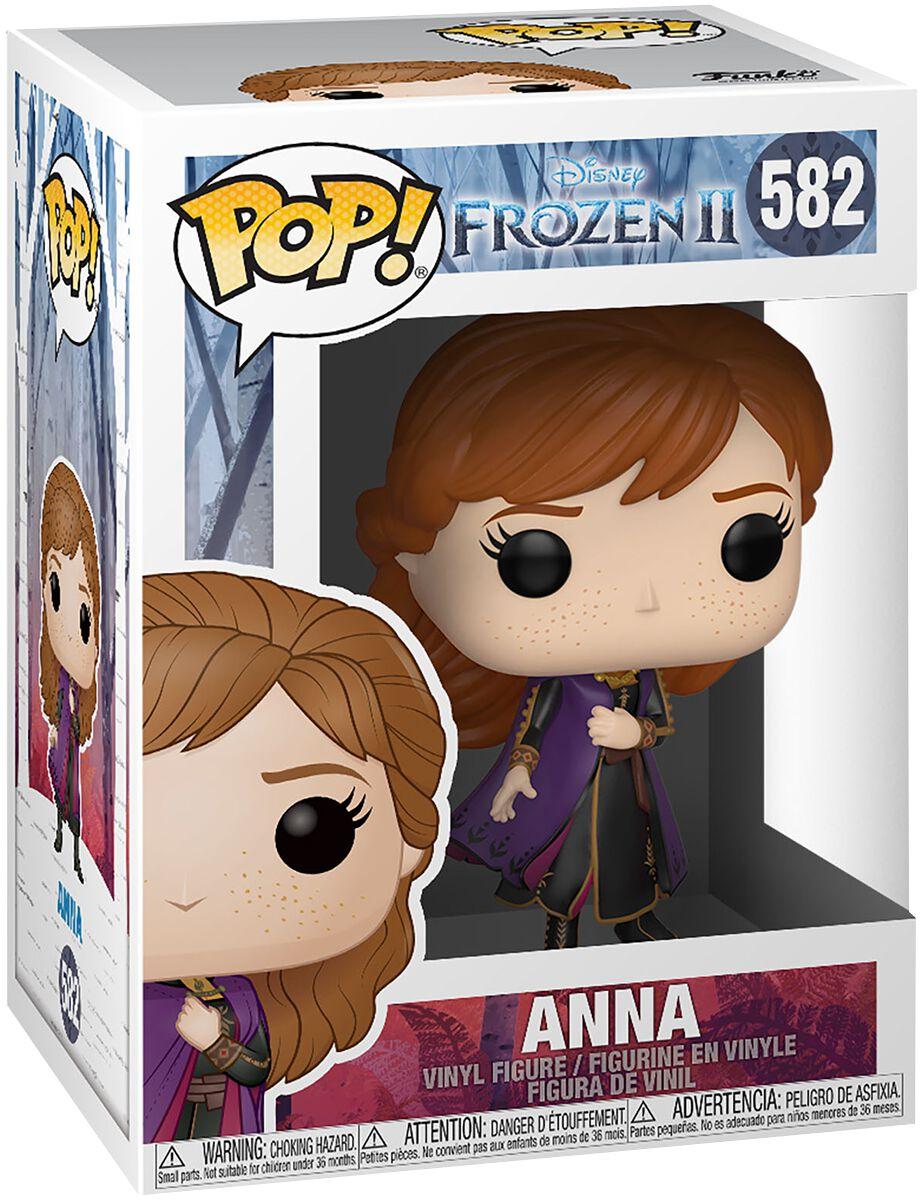 Die Eiskönigin Anna Vinyl Figure 582 Funko Pop! multicolor 40886