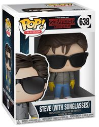 Steve (With Sunglasses) Vinyl Figur 638