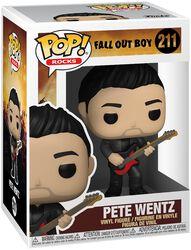 Pete Wentz Rocks Vinyl Figur 211
