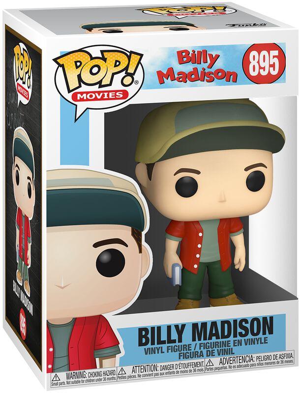 Billy Madison Billy Madison Vinyl Figur 895