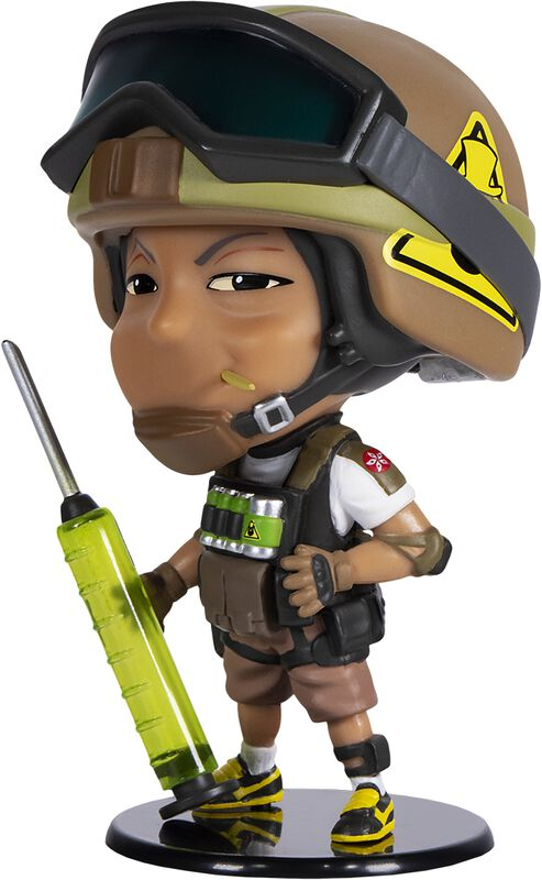 Siege - Six Collection - Lesion Chibi Figur