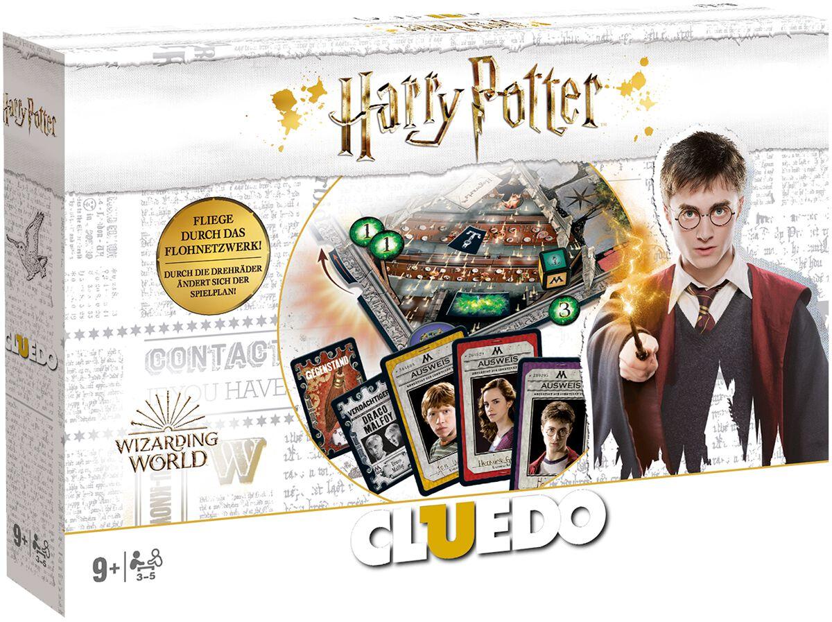 Harry Potter  Cluedo Collectors Edition  Brettspiel  Standard