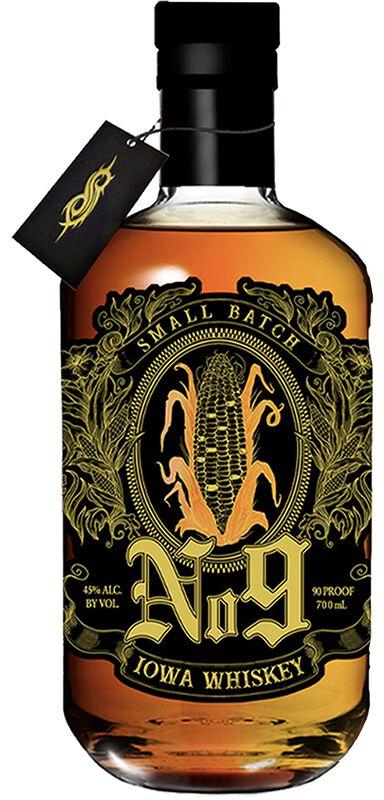 No. 9 Iowa Whiskey