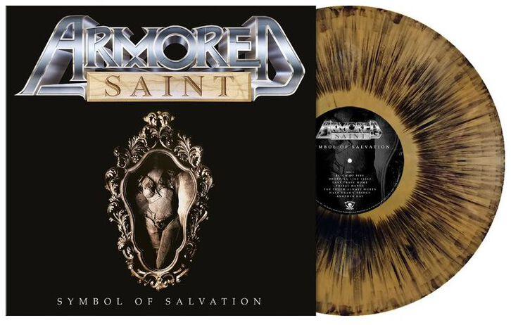 Image of Armored Saint Symbol of salvation 2-LP farbig
