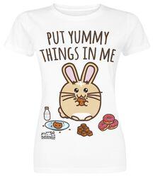 Put Yummie Things In Me!