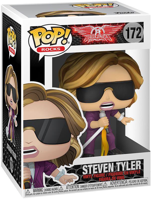 Steven Tyler Rocks Vinyl Figur 172