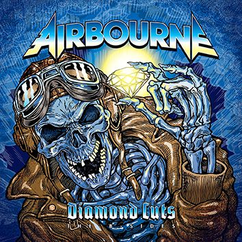 Image of Airbourne Diamond cuts - The B Sides CD Standard
