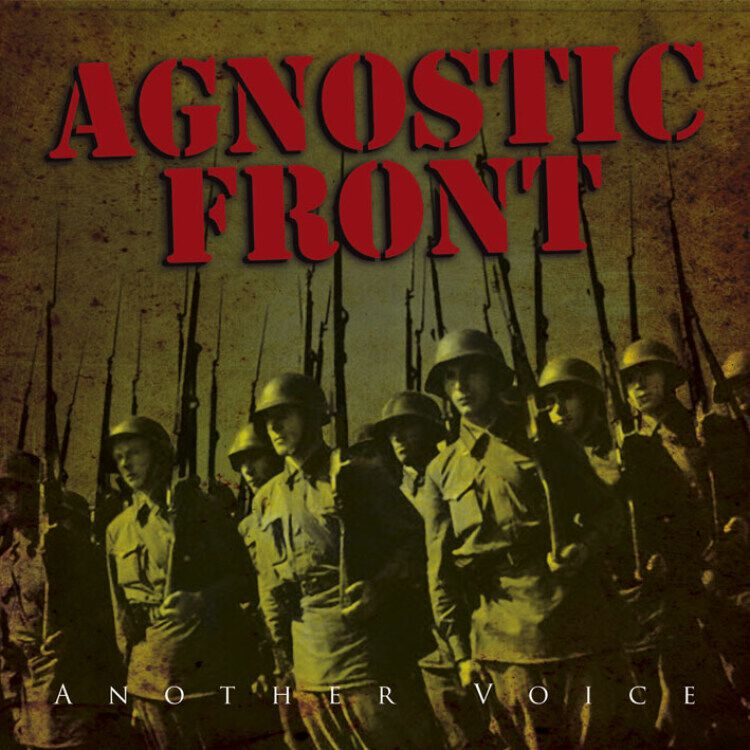 Image of Agnostic Front Another Voice CD Standard