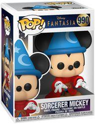 Fantasia - Sorcerer Micky Vinyl Figur 990