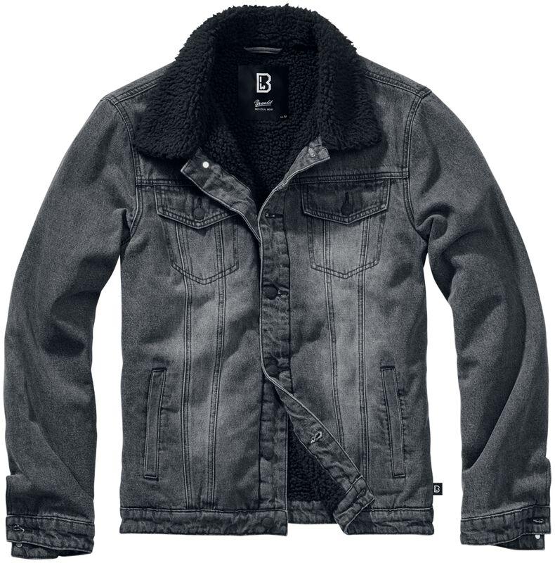 Sherpa Denimjacket