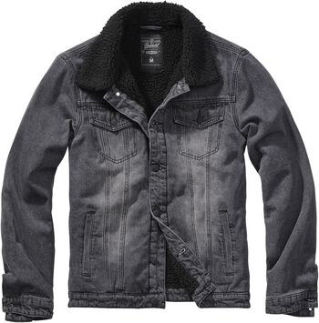Sherpa Denimjacket