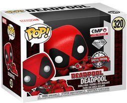 Deadpool (Glitter Diamond Edition) Vinyl Figur 320