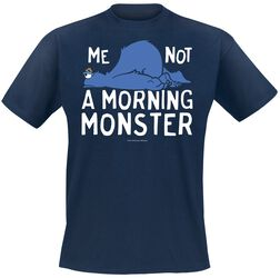 Cookie Monster - Not A Morning Monster