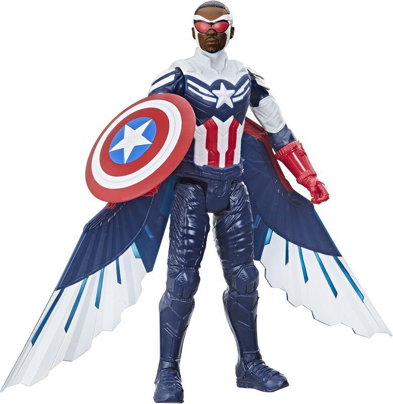 Titan Hero Series - Captain America