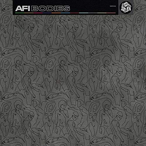 Image of Afi Bodies LP schwarz