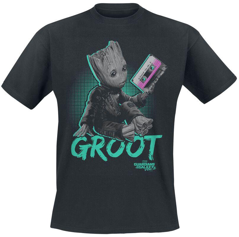 Neon Groot