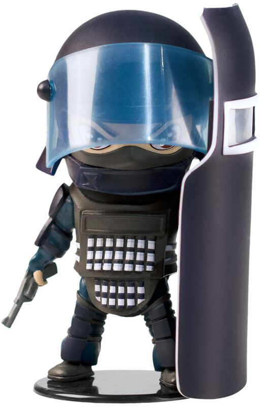 Siege - Six Collection - Montagne Chibi Figur