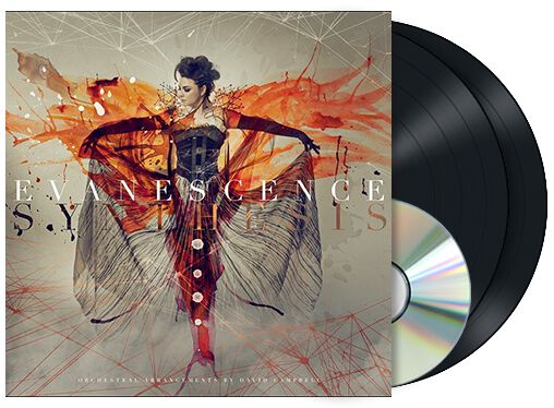 Image of Evanescence Synthesis 2-LP & CD Standard