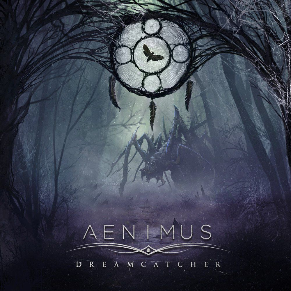 Image of Aenimus Dreamcatcher CD Standard